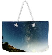 Perseids Meteor Shower  Weekender Tote Bag