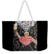 Persephone Weekender Tote Bag
