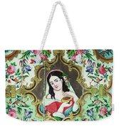 Persian Lady Weekender Tote Bag