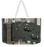Persian Miniature, 1468 Weekender Tote Bag