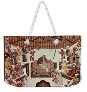 Persian Miniature, 1567 Weekender Tote Bag