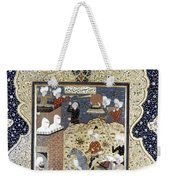 Persian Nobleman Weekender Tote Bag