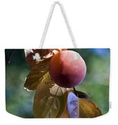 Persimmon Tree Weekender Tote Bag