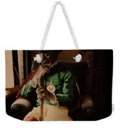 Person Dressed Up As A Fox, Johannes Hendrikus Antonius Maria Lutz, 1907 - 1916 Weekender Tote Bag