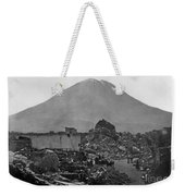 Peru: Earthquake Weekender Tote Bag