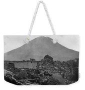 Peru: Earthquake Weekender Tote Bag