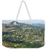 Perugia Countryside Weekender Tote Bag