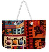 Peruvian Tapestries  Weekender Tote Bag