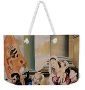 Pesaro Madonna Weekender Tote Bag