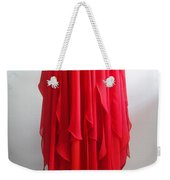 Petal Skirt - Ameynra Fashion 2016 Weekender Tote Bag
