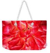 Petals Of Rose Weekender Tote Bag