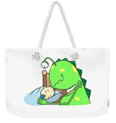 Peter And The Closet Monster, Kiss Weekender Tote Bag