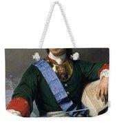 Peter I The Great Weekender Tote Bag