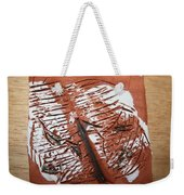 Peter N Katie - Tile Weekender Tote Bag