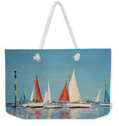 Petole A Chausey Weekender Tote Bag