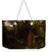 Petrarch By The Fountain Of Vaucluse Weekender Tote Bag