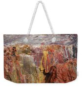 Petrified Wood 2 Weekender Tote Bag