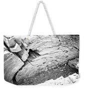 Petrified Wood #5 Weekender Tote Bag