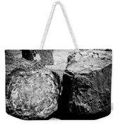 Petrified Wood Weekender Tote Bag