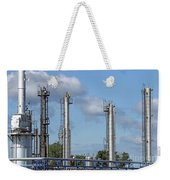 Petrochemical Plant Refinery Industry Zone Weekender Tote Bag
