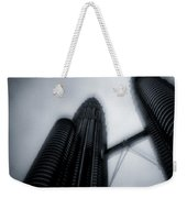 Petronas Towers Weekender Tote Bag