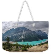 Peyto Lake Banff Weekender Tote Bag