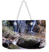 Pha Sua Waterfall Weekender Tote Bag