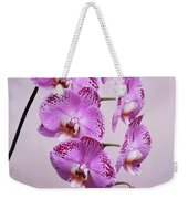 Phalaenopsis Lianher Happy Dancer Weekender Tote Bag