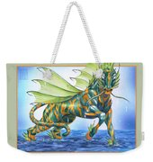 Phantasmal Mount Weekender Tote Bag