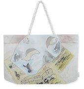 Phantom's Mask Weekender Tote Bag