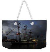 Phantom Ship Weekender Tote Bag