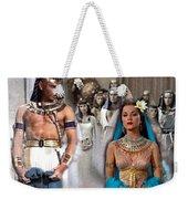 Pharaoh Of Egypt Exodus 2 Weekender Tote Bag