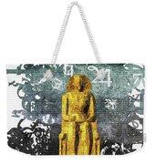 Pharaoh Of Egypt Weekender Tote Bag