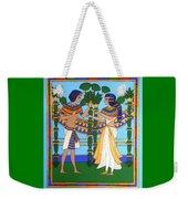 Pharaoh Weekender Tote Bag