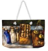 Pharmacist - Field Medicine Weekender Tote Bag