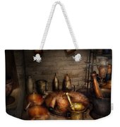 Pharmacy - Alchemist's Kitchen Weekender Tote Bag