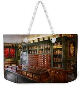 Pharmacy - I'll Be Out In A Minute  Weekender Tote Bag