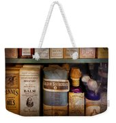 Pharmacy - Oils And Balms Weekender Tote Bag