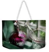 Pharmacy - The Apothecary Is Open  Weekender Tote Bag