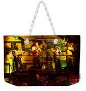 Phil Collins-horns-0906 Weekender Tote Bag