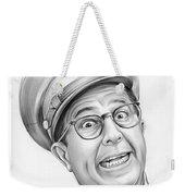 Phil Silvers Weekender Tote Bag