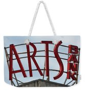 Philadelphia Arts Bank Weekender Tote Bag