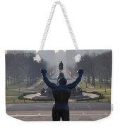 Philadelphia Champion - Rocky Weekender Tote Bag