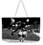 Philadelphia Eagles 5a Weekender Tote Bag