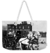 Philadelphia Fire Department Engine - C 1905 Weekender Tote Bag