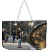 Philadelphia Music Man Weekender Tote Bag