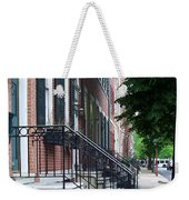 Philadelphia Neighborhood Weekender Tote Bag