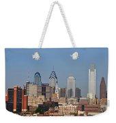 Philadelphia Standing Tall Weekender Tote Bag