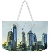 Philadelphia - Still Growing Weekender Tote Bag