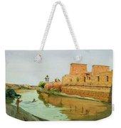 Philae On The Nile Weekender Tote Bag by Alexander West